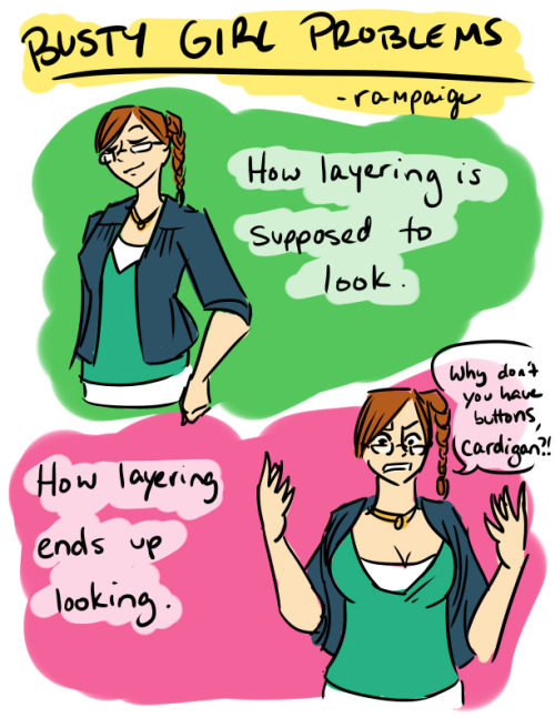 bustygirlcomics:  Time to readjust…again.
