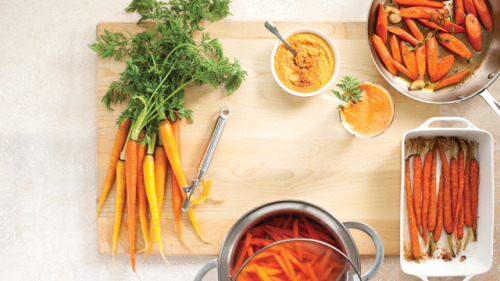 The Uncommon Carrot Delicate and flavorful, freshly grown carrots are full of nutritional surprises — and are quite different from their supermarket cousins.