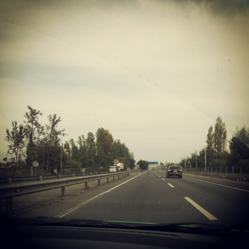 Camino a san fdo (Taken with instagram)