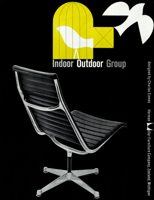 Indoor Outdoor Group, 1958 ad via