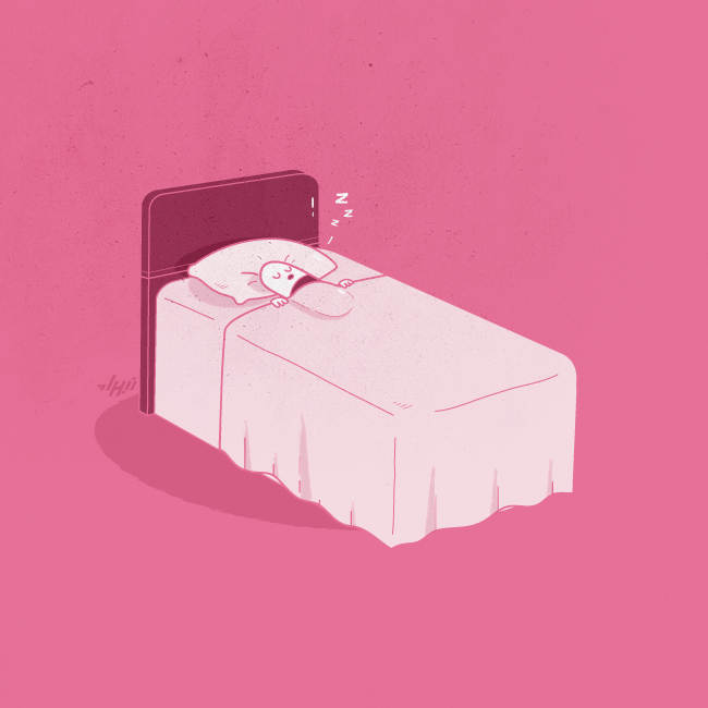 Sleeping Pill —— Nabhan Abdullatif Gallery , Facebook , Twitter , Tumblr