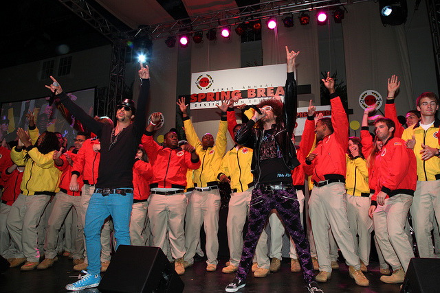 Spring Break: Destination Education is City Year Los Angeles' annual party that brings together Hollywood's biggest stars, the world's best brands and families from across Los Angeles to celebrate the work we do to keep at-risk students on the path to graduation.   Join us on May 5, 2012 for another night of food, music and fun!