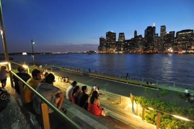 nycgo:  Brooklyn Bridge Pier – Photo: Julienne Schaer/NYC & Company