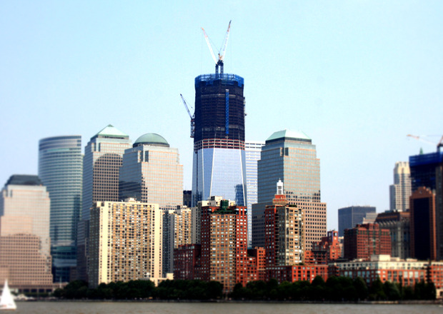 STILL THE ONEMonday marked the end of an empire: One World Trade Center surpassedthe height of the Empire State Building, which is currently thetallest skyscraper in New York City, by 21 feet. A column on the newsteel structure of the 100th floor of 1WTC brought the new colossus toa cloud-grazing height of 1,271 feet, reported CNN.com. When thismega-building at ground zero is completed sometime in early 2014, itwill reach 1,776 feet—unseating not only the Empire State Building,but the country's current record holder, the 1,450-foot-tall WillisTower in Chicago (a.k.a. the Sears Tower).1 World Trade Center becomes the tallest building: Watch the Video