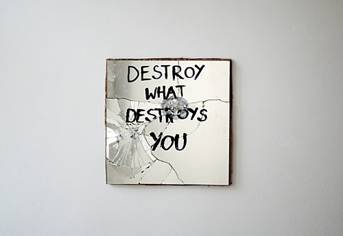noair:  destroy what destroys you, first of a series.(portfolio)