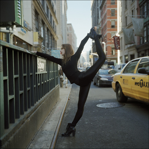 Sara - Soho Follow the Ballerina Project on Facebook & Instagram