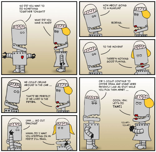 The Petri Dish - Strip 28 - Steppin' Out