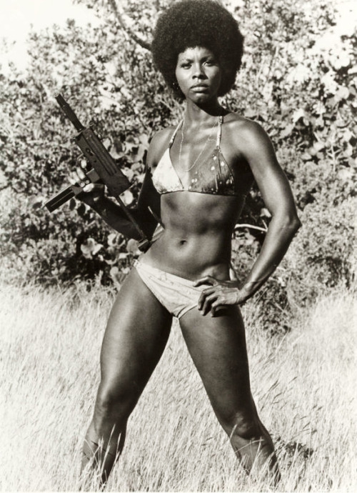 Gloria Hendry as Rosie Carver in Live and Let Die (1973)