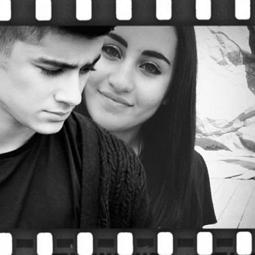 Me and @zaynmalik  #zaynmalik #my #everything #love #amazayn #gorgeous #onedirection   (Taken with Instagram at Zayn & Me)