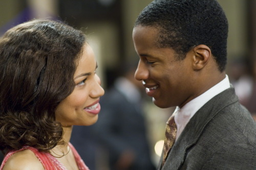torrid-wind:  Jurnee Smollett & Nate Parker - The Great Debaters (2007)  omigosh this was such a cute movie ^-^