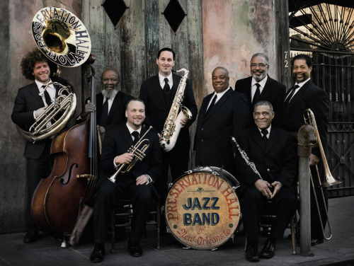 Show this Saturday with Preservation Hall Jazz Band : at the Joy Theater