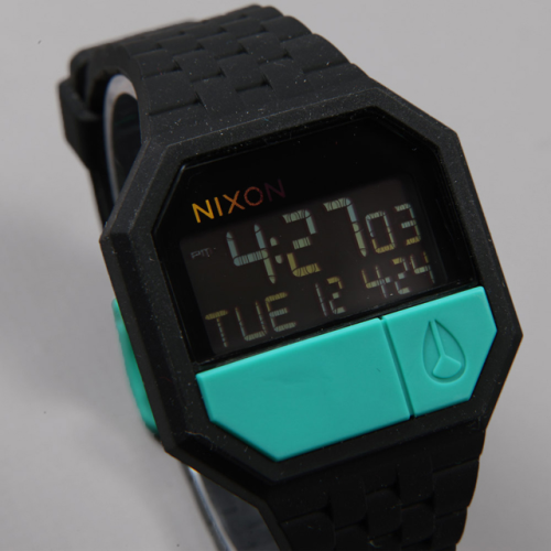 What about this Nixon Rubber Re-Run Watch? It's available in numerous different colours! Wanna know how much you'll spend on this nice one? Only 70.00USD ! Get yourself one!
