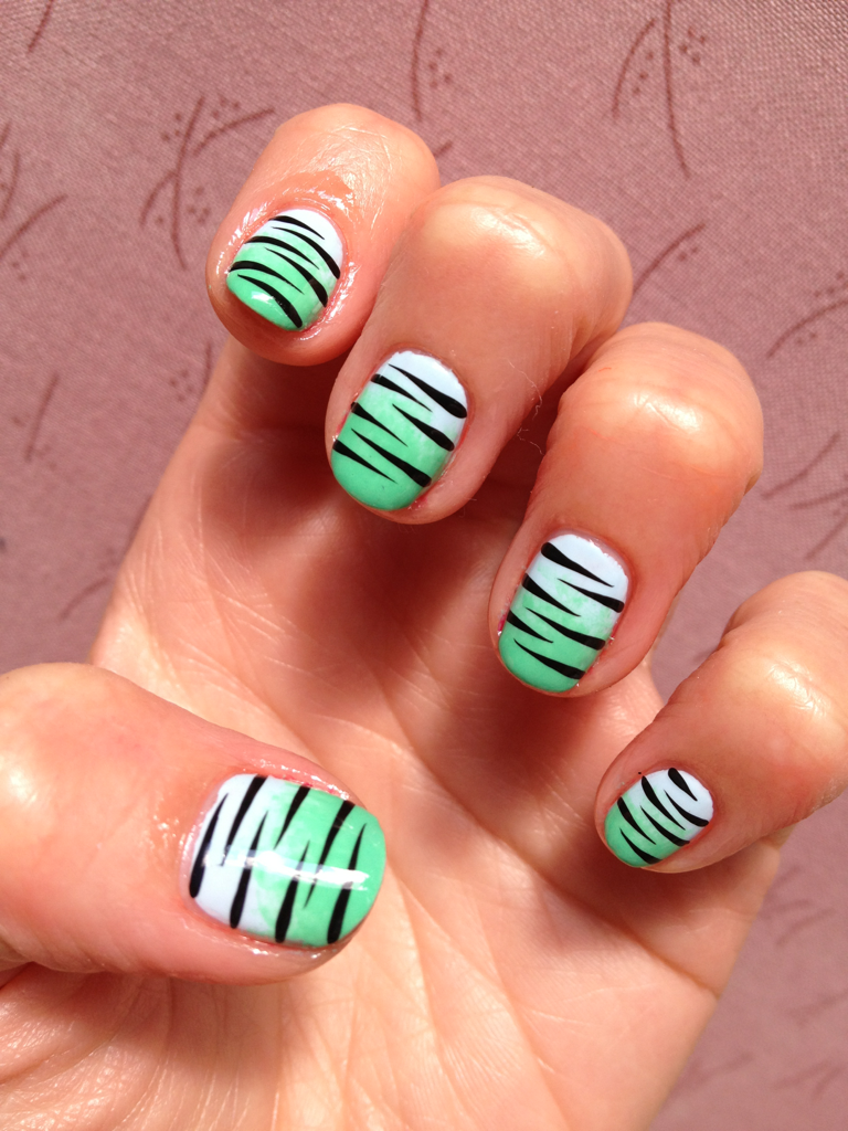 nailsyall:  Tiger Beat