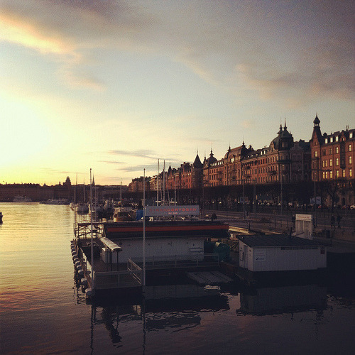 allthingseurope:  Stockholm, Sweden (by Ego sum Daniel)  I'll here in a couple of months! Can't wait!
