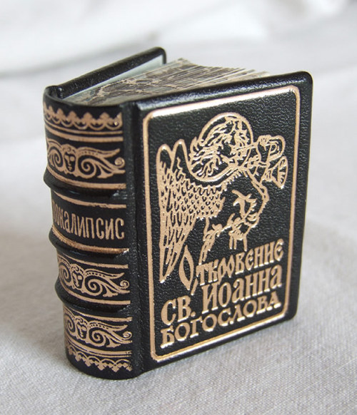 thericericerice:  Miniature books! *gasp* World's smallest library by Jozsef Tari