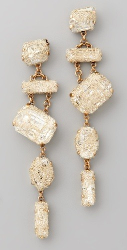 fime:  Erickson Beamon Smoke & Mirrors Earrings