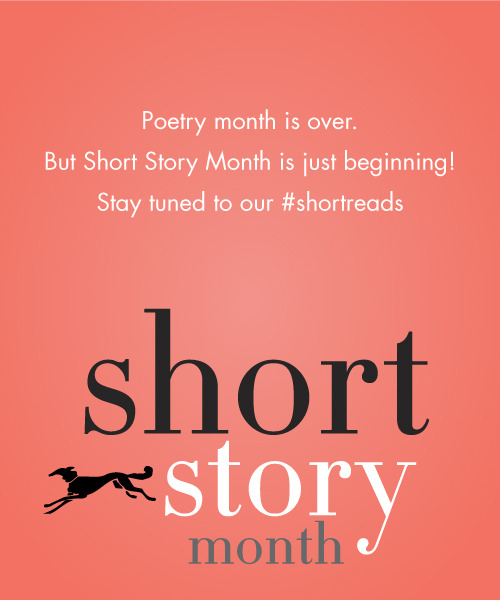 aaknopf:  All month long, we'll be tweeting links to our favorite short stories under the hashtag #shortreads. What's one of your favorite short stories?