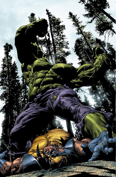 Hulk Smash by ~Summerset