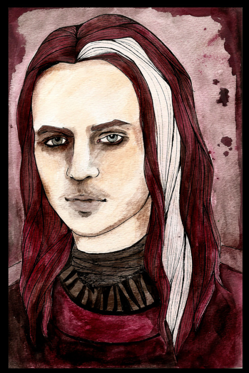 "rinception:  Jaqen H'ghar by ~Silent-My-Voice ""Speak the name, and death will come. On the morrow, at the turn of the moon, a year from this day, it will come. A man does not fly…but one foot moves and then another and one day a man is there, and a king dies. A girl whispers if she fears to speak aloud. Whisper it now…"""