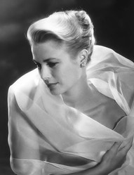 Vintage Grace Kelly, a beautiful image of charm and grace.