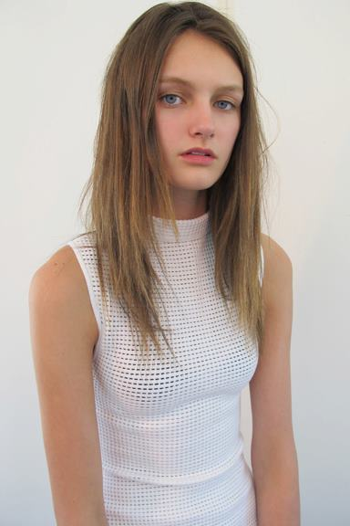 Andie Arthur at Ford