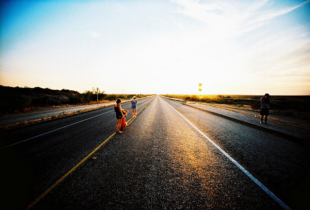 on the road to phoot camp 2011 by lomokev on Flickr.