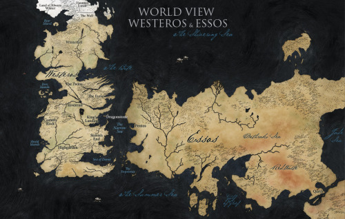 popculturebrain:  Did you know HBO has a handy, interactive Game of Thrones map? And that it's updated every episode? Me either.