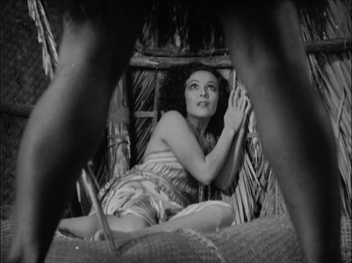 (via The Frame Within the Frame #44)  Bird of Paradise (King Vidor; 1932)