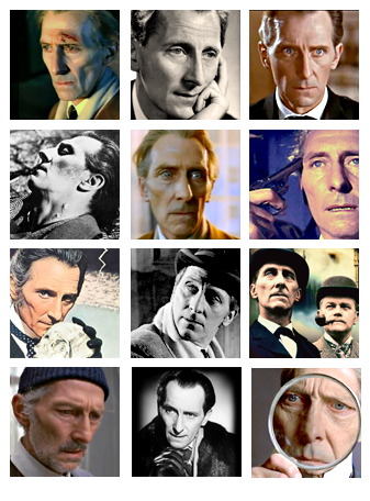 princess-goldberry:  Peter Cushing Icon Set by ~Lunoki