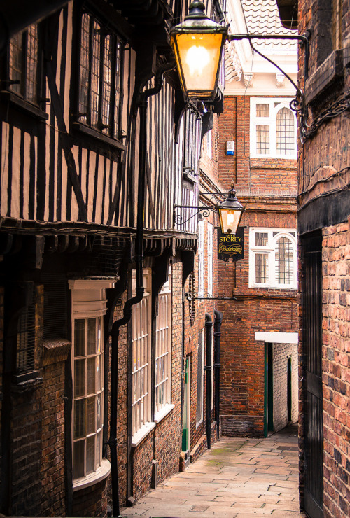 fairytale-europe:  York, England