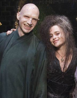 darwinianandrogyne:  In Memoriam my love Bellatrix Lestrange [1951—2 May, 1998] and my Lord Voldemort [31 December, 1926 – 2 May, 1998].