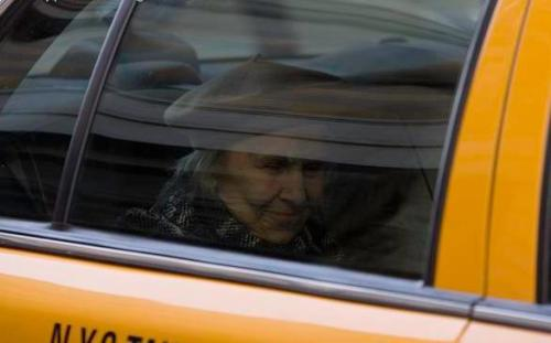 jennacapri:  A sweet lesson on patience.  A NYC Taxi driver wrote:I arrived at the address and honked the horn. After waiting a few minutes I honked again. Since this was going to be my last ride of my shift I thought about just driving away, but instead I put the car in park and walked up to the door and knocked.. 'Just a minute', answered a frail, elderly voice. I could hear something being dragged across the floor.After a long pause, the door opened. A small woman in her 90's stood before me. She was wearing a print dress and a pillbox hat with a veil pinned on it, like somebody out of a 1940's movie.By her side was a small nylon suitcase. The apartment looked as if no one had lived in it for years. All the furniture was covered with sheets.There were no clocks on the walls, no knickknacks or utensils on the counters. In the corner was a cardboard box filled with photos and glassware.'Would you carry my bag out to the car?' she said. I took the suitcase to the cab, then returned to assist the woman.She took my arm and we walked slowly toward the curb.She kept thanking me for my kindness. 'It's nothing', I told her.. 'I just try to treat my passengers the way I would want my mother to be treated.''Oh, you're such a good boy, she said. When we got in the cab, she gave me an address and then asked, 'Could you drive through downtown?''It's not the shortest way,' I answered quickly.'Oh, I don't mind,' she said. 'I'm in no hurry. I'm on my way to a hospice.'I looked in the rear-view mirror. Her eyes were glistening. 'I don't have any family left,' she continued in a soft voice..'The doctor says I don't have very long.' I quietly reached over and shut off the meter.'What route would you like me to take?' I asked.For the next two hours, we drove through the city. She showed me the building where she had once worked as an elevator operator.We drove through the neighborhood where she and her husband had lived when they were newlyweds She had me pull up in front of a furniture warehouse that had once been a ballroom where she had gone dancing as a girl.Sometimes she'd ask me to slow in front of a particular building or corner and would sit staring into the darkness, saying nothing.As the first hint of sun was creasing the horizon, she suddenly said, 'I'm tired. Let's go now'. We drove in silence to the address she had given me. It was a low building, like a small convalescent home, with a driveway that passed under a portico.Two orderlies came out to the cab as soon as we pulled up. They were solicitous and intent, watching her every move.They must have been expecting her.I opened the trunk and took the small suitcase to the door. The woman was already seated in a wheelchair.'How much do I owe you?' She asked, reaching into her purse.'Nothing,' I said. 'You have to make a living,' she answered.'There are other passengers,' I responded.Almost without thinking, I bent and gave her a hug. She held onto me tightly.'You gave an old woman a little moment of joy,' she said. 'Thank you.'I squeezed her hand, and then walked into the dim morning light.. Behind me, a door shut. It was the sound of the closing of a life.I didn't pick up any more passengers that shift. I drove aimlessly lost in thought. For the rest of that day, I could hardly talk. What if that woman had gotten an angry driver, or one who was impatient to end his shift? What if I had refused to take the run, or had honked once, then driven away?On a quick review, I don't think that I have done anything more important in my life.We're conditioned to think that our lives revolve around great moments.But great moments often catch us unaware-beautifully wrapped in what others may consider a small one.  I love old people. I teared up reading this.  But it's important. People are so impatient with elderly. I hate it.