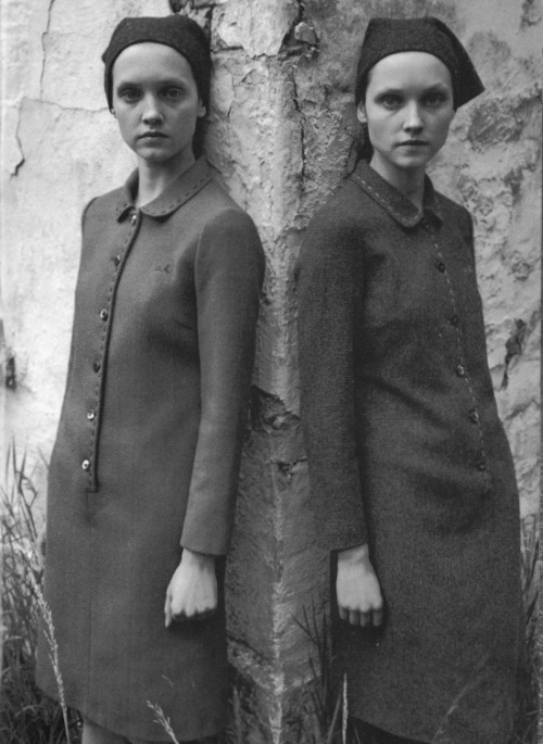 A Rural Story photographed by Juergen Teller, Vogue Italia November 1998