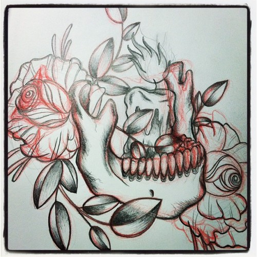 Sketchemz (Taken with Instagram at Immortal Ink)