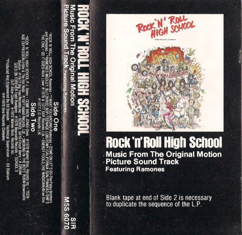 Rock 'n Roll High School - Sire Records