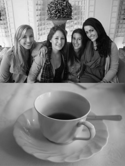 Tea at the Mount Nelson Hotel today was amazing with my girl friends :)
