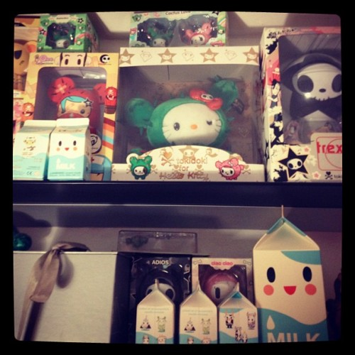 Selling my tokidoki toys soon
