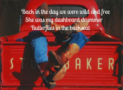 country-lyrics:  'back in the day' by Brantley Gilbert