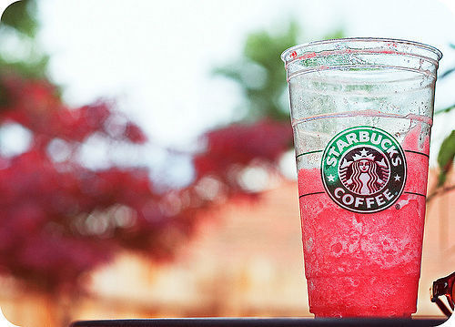 Mmmm. Fruit Passion tea…