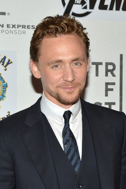 Wish I had gone to Tribeca Film Festival on Saturday. I could have met Loki! And look, he's back to his ginger color!!!  Tom Hiddleston attends the 'Marvel's The Avengers' Premiere during the 2012 Tribeca Film Festival at the Borough of Manhattan Community College on April 28, 2012 in New York City.