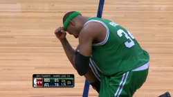 why paul pierce why?