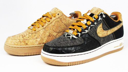 Edison Chen Bespoke Air Force 1