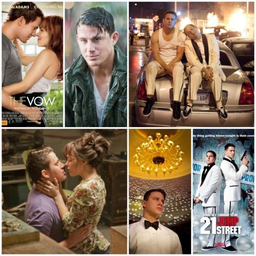 Channing Tatum has earned FOUR 2012 MTV Movie Award nominations!! Here's how you can help him, 21 Jump Street and The Vow WIN… http://bit.ly/ctmtvmovieawards