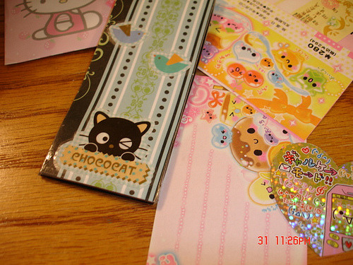 Chococat Bookmark. :D (by sylviasushi27)