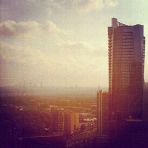 I Love my City … #atlanta #ATL #DSGB (Taken with instagram)