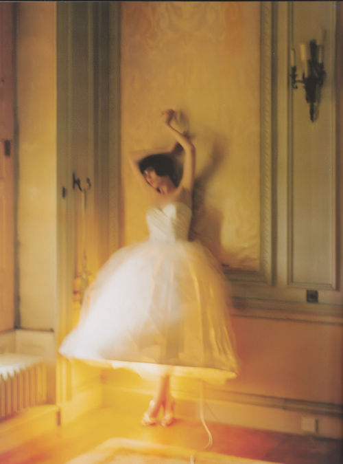 bohemea:  England's Dreaming - Vogue UK by Tim Walker, August 2006