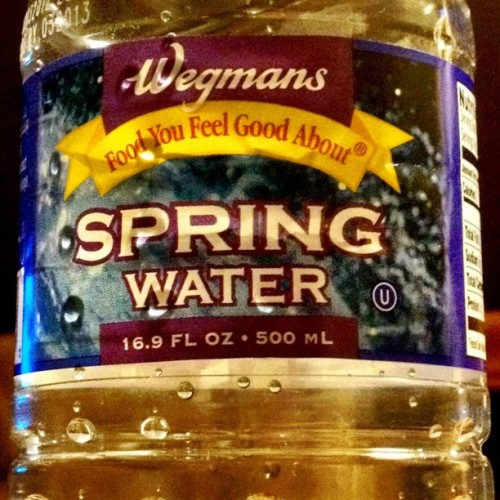 Thank God for Water…I need an drink #foodspotting #snaptweet #iphoneography  (Taken with Instagram at Thankful, Blessed And Highly Favored)
