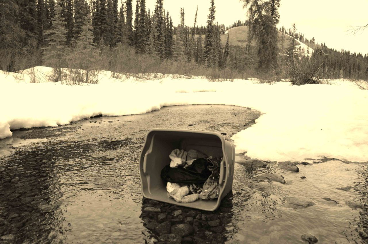 Cabin Creek Clothing: Sam's Blog: Life In The North: At My Last Apartment I Had
