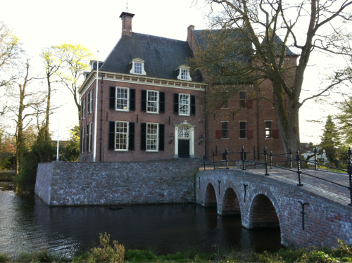 Bemmel, Netherlands, April 2011  this the old city hall. My oma actually worked here in her younger years before moving to Canada.  And what vampire society doesn't have a building or two with an actual moat? Lets get real. Yeah, somewhere this might pop up down the line in a book. It has to. A MOAT.  ( and I'm feeling quite the homesickness for the netherlands, as while I'm not a citizen, it IS where most of my family are, and I feel this brutal ache to go back and STAY.)