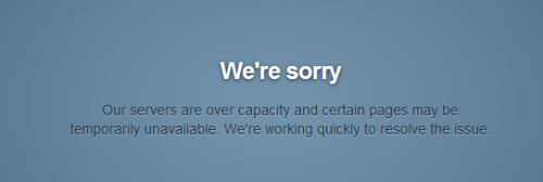 mysearchforself:  kreaturette:   Tumblr: We are sorry to have given your life no meaning for a whole 10 minutes. It is to our understanding that without us, you all just stare at screens. Toodles, we're going on a lunch break now.  My near-death experience. Holy fuck.  YES. Just yes. XD  Damn you glee fans!!!!!!!!!!!!!!!!!!!!!!!!!!!!!!